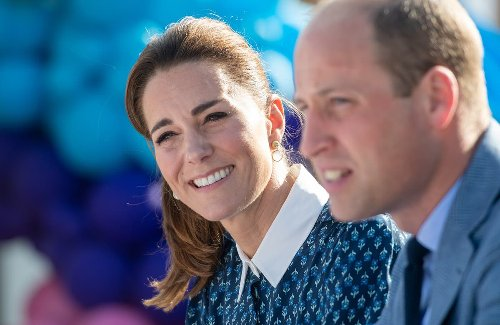 William and Kate visit wellbeing projects for Mental Health Awareness Week