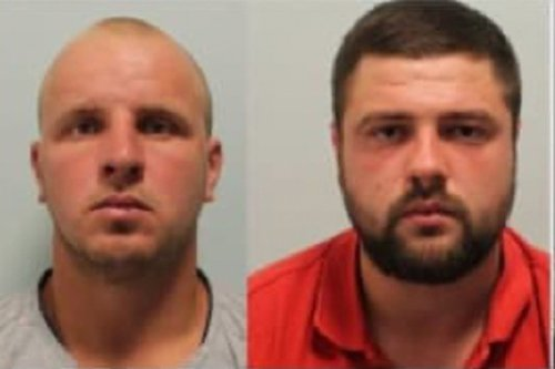 Four men jailed for brutal gang rape of woman they met at a nightclub