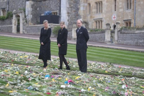 Wessexes view public tributes to Duke of Edinburgh
