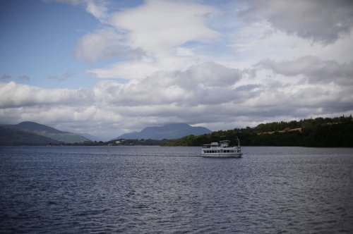 Man tells how he tried to save wife who died in Loch Lomond tragedy