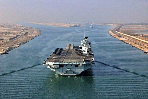 Covid outbreak on HMS Queen Elizabeth