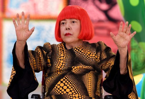 Yayoi Kusama - 8 things you need to know about the queen of polka dots