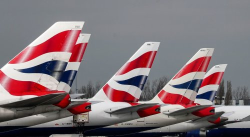 British Airways report SEVEN fold rise in searches for US destinations