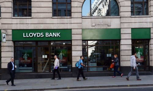 Full list of branch closures announced by Lloyds