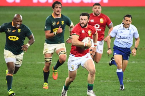Lions vs South Africa: Second Test updates - LIVE!