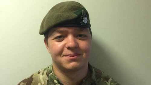 Soldier who died in training exercise on Salisbury Plain is named