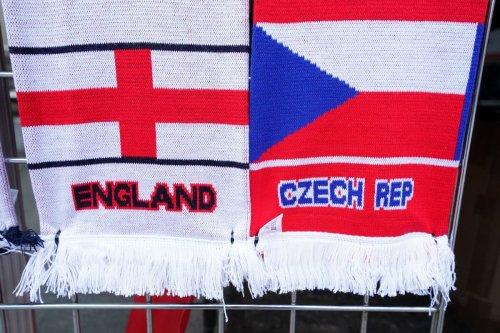 Euro 2020: Couple's split loyalties when England play the Czechs