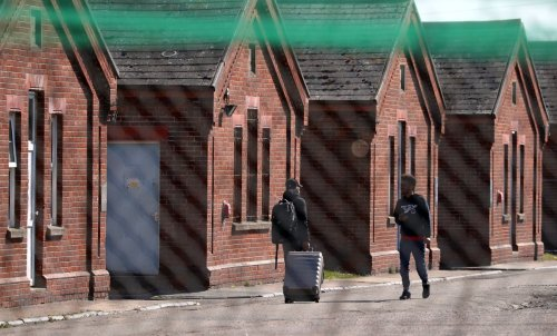 'Squalid' military barracks used to house asylum seekers condemned one year on