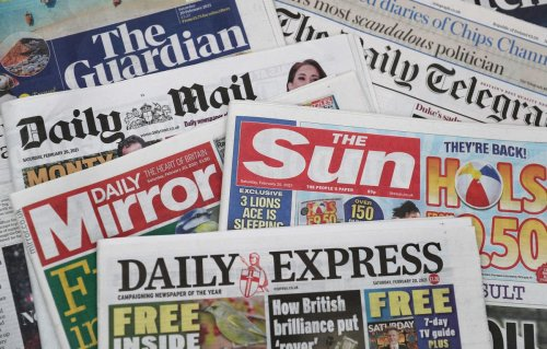 What the papers say – May 9