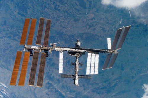 Russian lab module due to dock on International Space Station