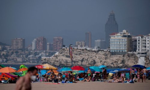 Finger pointed at UK tourists after Benidorm Covid cases spike