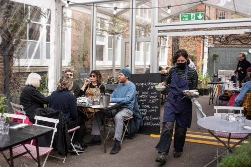 Jimi Famurewa reviews Rochelle Canteen: Sanctuary whatever the weather