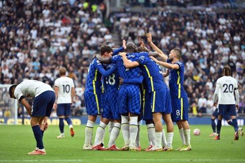 Tottenham 0-3 Chelsea: Spurs outclassed in second-half blitz