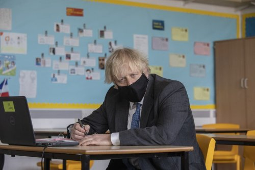 Adult education laws will be 'rocket fuel' for levelling-up agenda, Johnson says