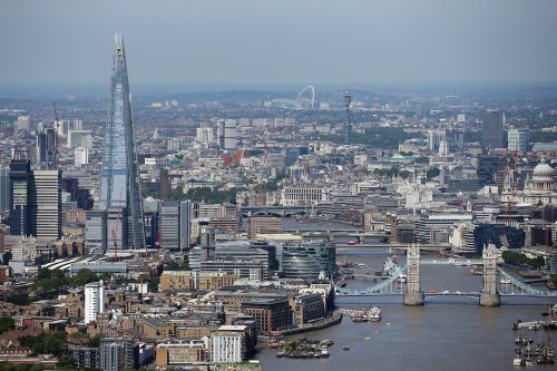 Signs of developer confidence picking up, as study looks at new planned London skyscrapers