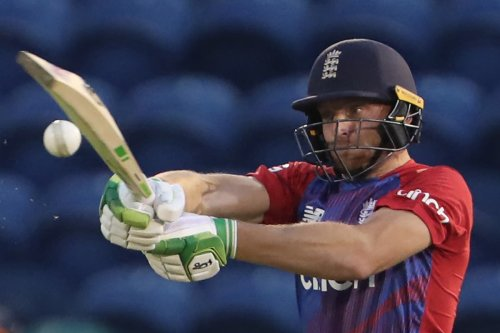England's Buttler to miss remainder of Sri Lanka tour with calf tear