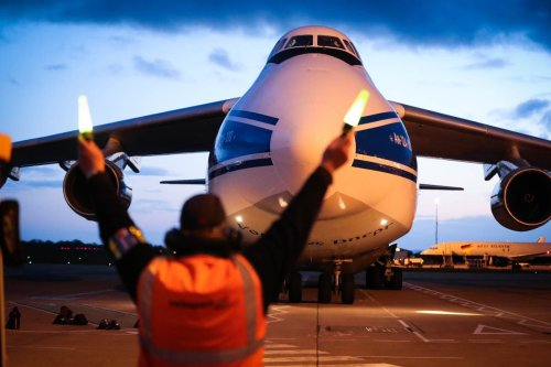 Three oxygen units flown from NI to India to help Covid-19 battle