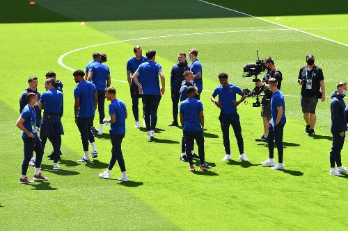 Confirmed: How England and Croatia line-up today