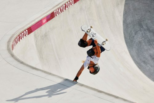 Skateboarding out to make sure Sky's not the limit after Tokyo success