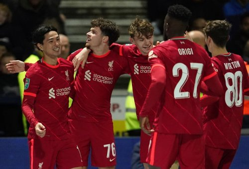 Liverpool down dogged Preston as Klopp's stars made to work at Deepdale