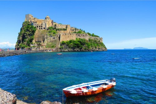 Forget Capri, the Italian island of Ischia is the one to know