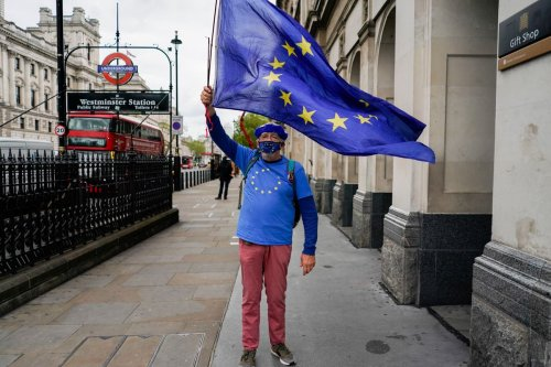UK as divided as ever on the issue as Brexit, new poll suggests