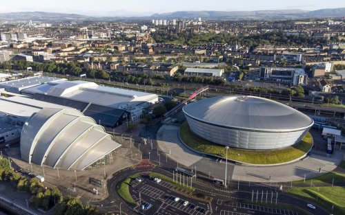 Glasgow's preparations intensify for Cop26