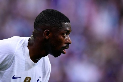 France injury blow as Ousmane Dembele ruled out of Euros