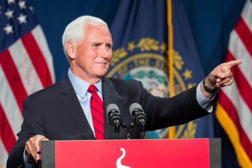 Pence: Unlikely I will ever see eye to eye with Trump on Capitol riot