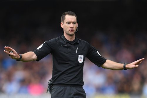 Gillett to be first Premier League referee from outside British Isles