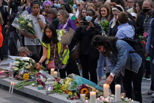 Duchess 'saddened' at death of 'another innocent young woman on our streets'