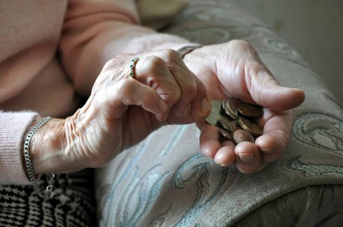 One in five female pensioners living in poverty, says Age UK