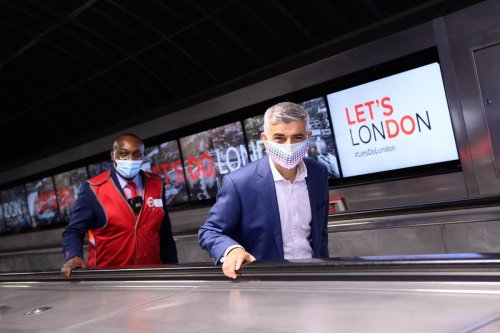 Sadiq Khan asks for vaccine blitz in variant-hit London boroughs