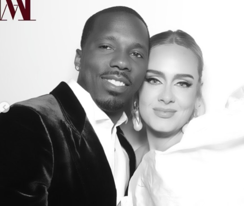 Adele posts picture of boyfriend Rich Paul to Instagram