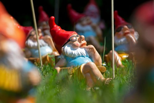 Gnomeless: UK runs out of garden gnomes due to Suez canal and lockdown