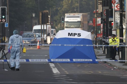 Two teenage boys arrested after fatal stabbing in Brixton