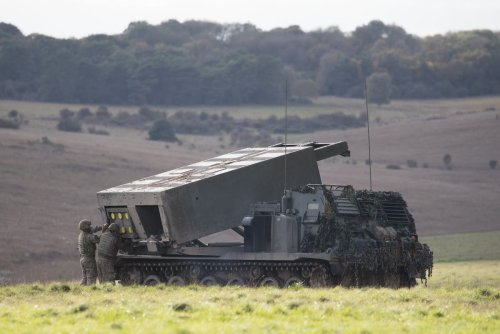 Soldier, 23, dies in 'tank roll' tragedy on Salisbury Plain