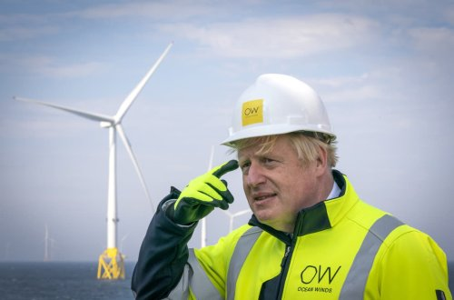 Johnson promises 'smooth' transition to renewable energy
