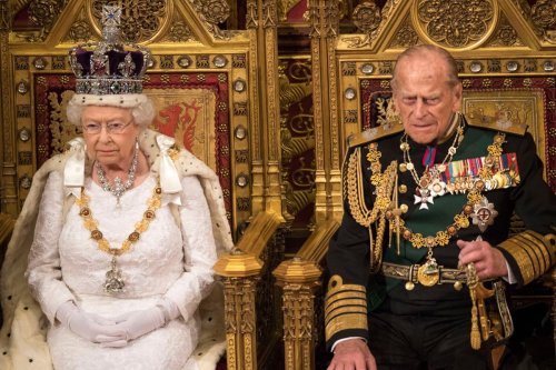 Queen to carry out first major ceremonial royal duty since Philip's death