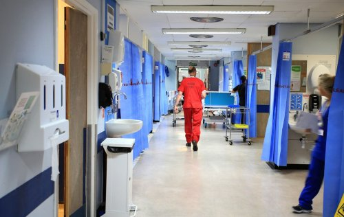 Over half of Covid hospitalisations tested positive post admission