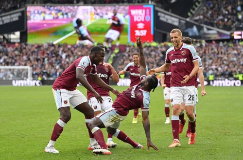 West Ham ratings: Rice oozes class; Fornals full of energy vs Spurs