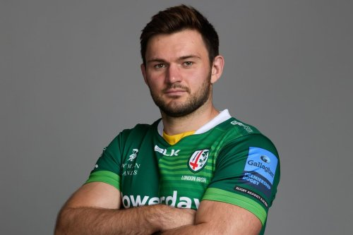 New captain Matt Rogerson believes it is time for London Irish to kick on