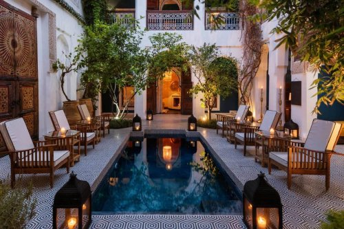 10 of the dreamiest riads in Marrakech