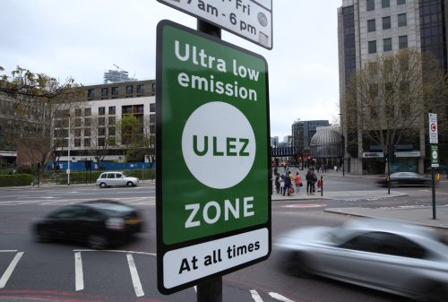 London's pollution charge zone for older vehicles becomes 18 times larger