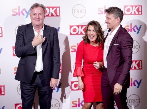 Piers Morgan thanks Meghan Markle for boosting his career
