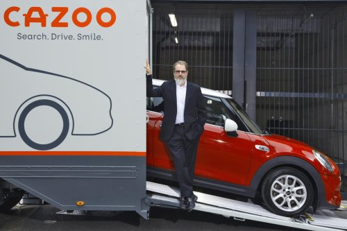 Cazoo turns a profit weeks before going public in blockbuster $7billion US SPAC