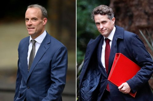 Raab, Williamson, Buckland and Jenrick axed from posts in major reshuffle