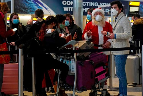 Travel ban on South Africa arrivals over another new Covid strain