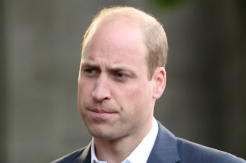 Wills takes George and Charlotte to running event on Father's Day