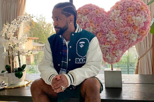 Big Sean's dancefloor is giving us at-home nightclub envy